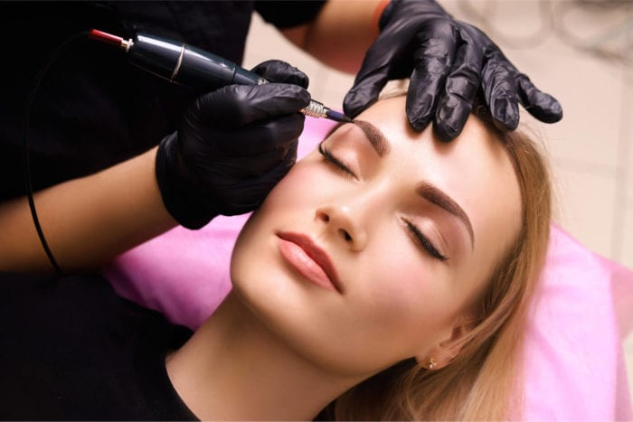 Permanent makeup NEWNESS!
