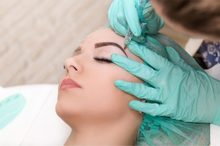 The myths behind microblading