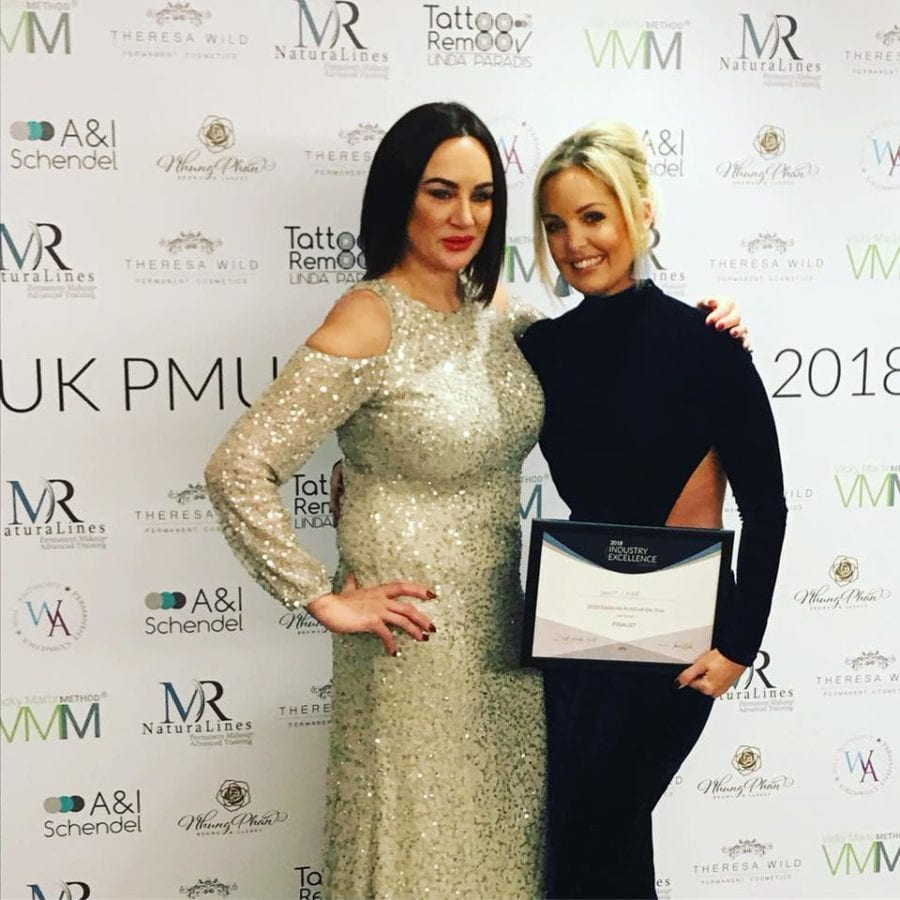 Permanent makeup conference and awards